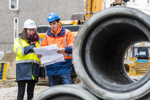 Binnenkort rioleringswerken in Mollentstraat, Steenweg Op't Fort en Nauwelaershoeven in Ranst