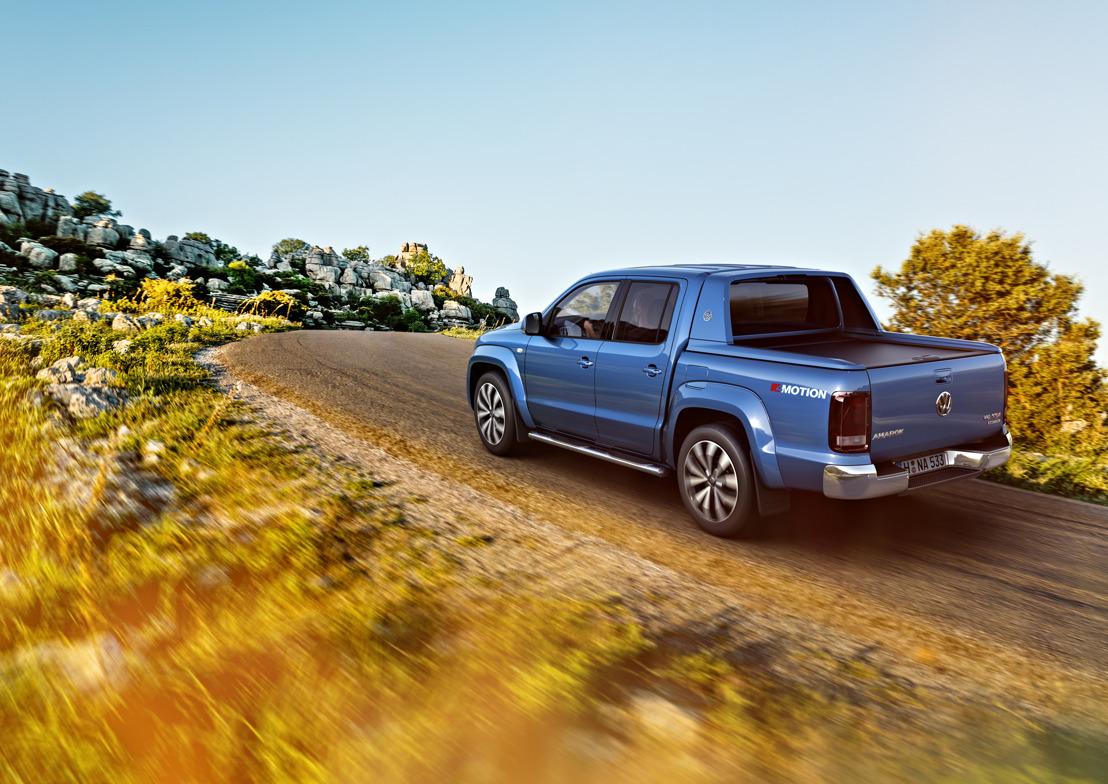 Volkswagen Amarok: de nieuwe premium pick-up