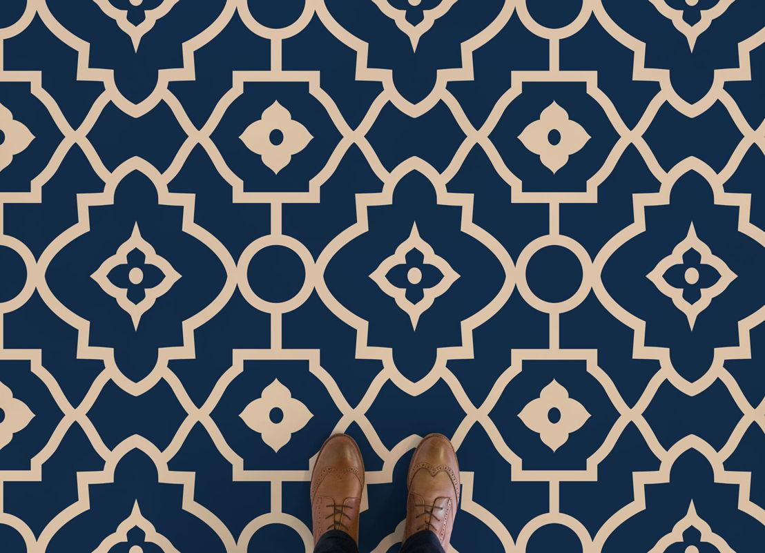 Morocco |   <br/>Moroccan Design Vinyl Flooring