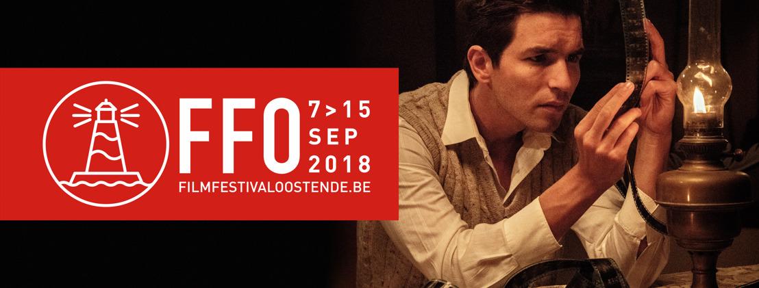 Filmfestival Oostende lanceert promospot met Matteo Simoni en toont eerste beelden van openingsfilm Engel/ Ange van Koen Mortier