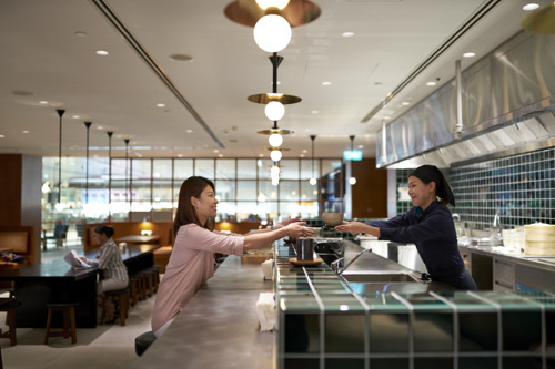 Calm in the fast lane: Cathay Pacific's new customer experience in Singapore