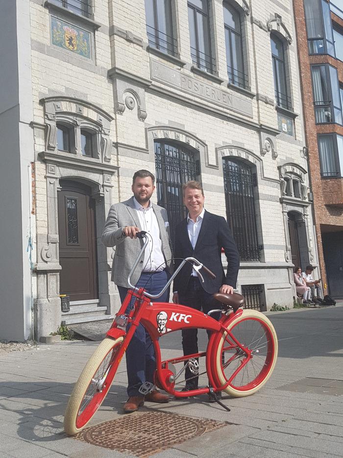 Preview: KFC opent 40 restaurants in Vlaanderen