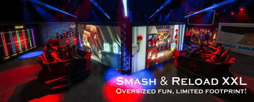 BoldMove introduces XXL Smash & Reload : oversized fun and throughput at limited footprint