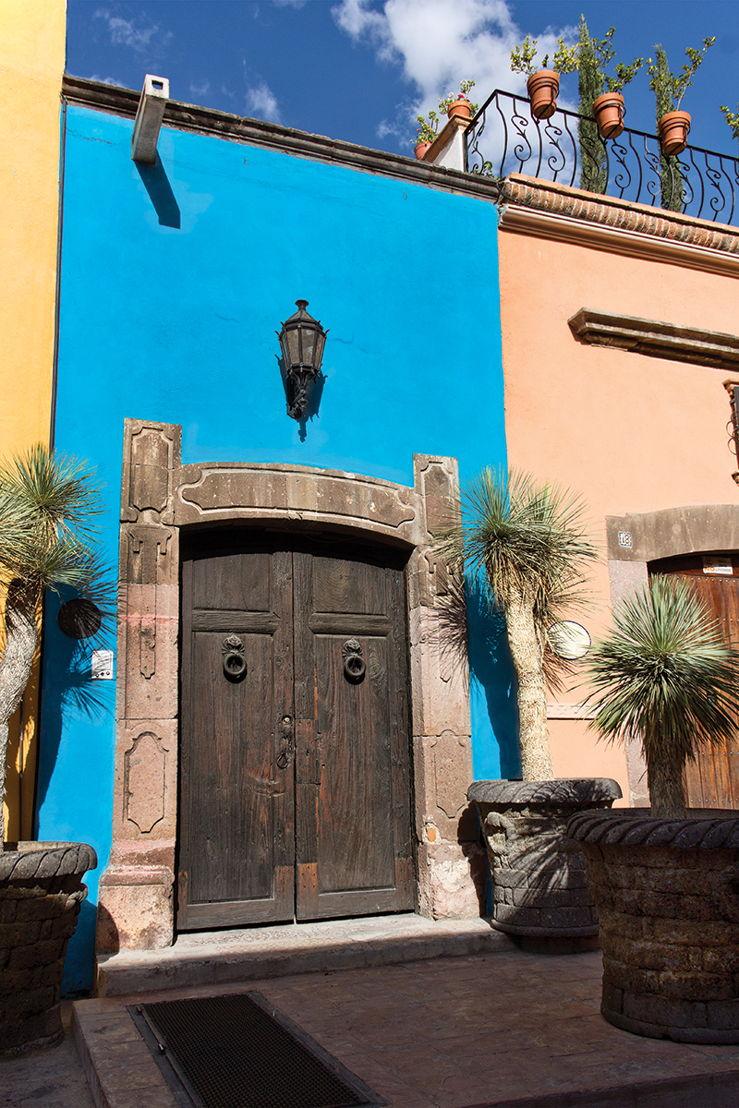 Casa Dragones, San Miguel de Allende