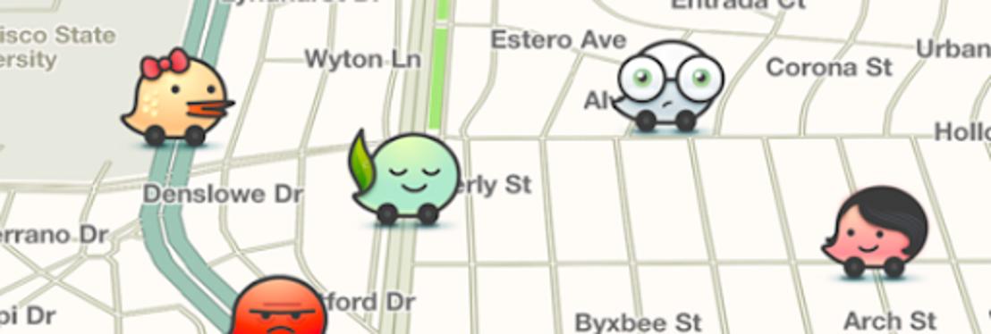 Waze te ayuda a encontrar la mejor ruta durante el Maratón de la CDMX