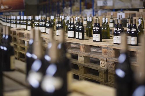 La plus grande collection de vins du Benelux : vente aux enchères en ligne des premiers grands crus le 24 mars