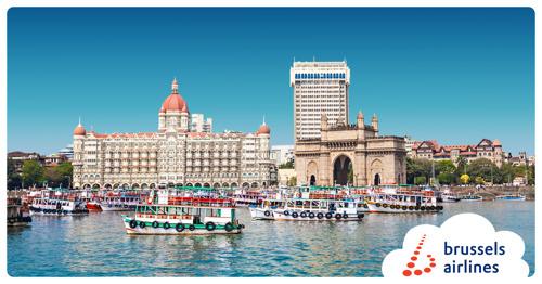 Brussels Airlines verbindt België opnieuw met India