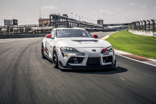 Preview: GR Supra GT4 granted SRO GT4 homologation. First customers confirmed.