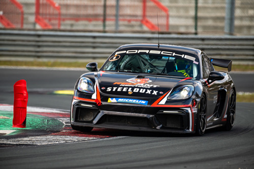 « Faire de nouveau gagner Porsche en Belcar grâce à la nouvelle 911 GT3 Cup »