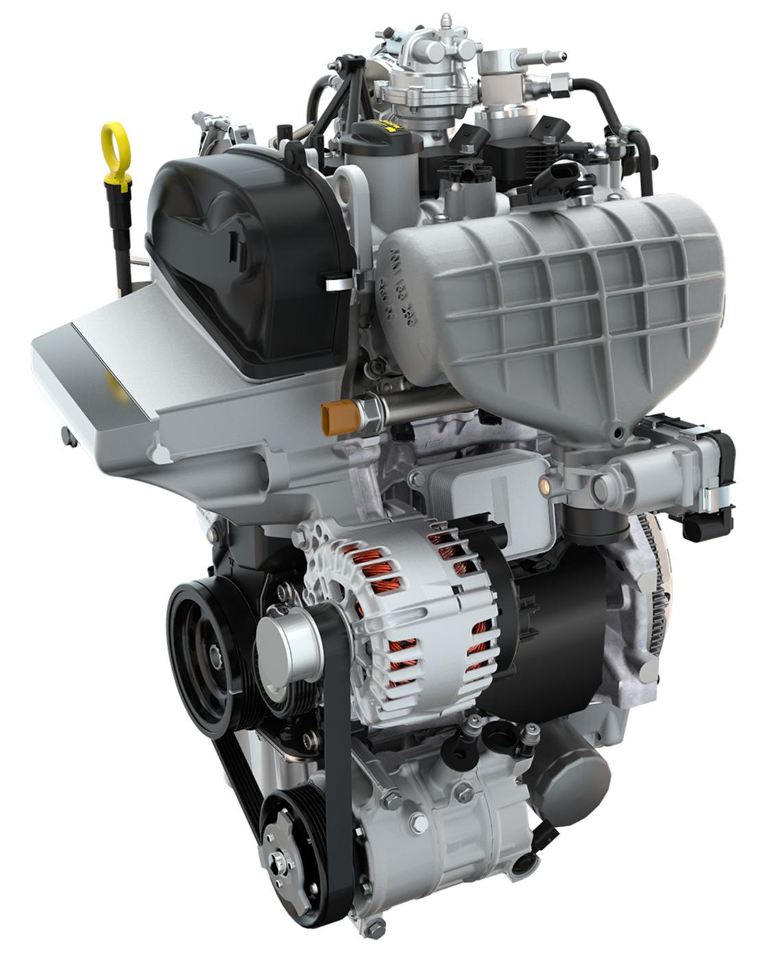 Volkswagen au 36e symposium de Vienne sur les moteurs