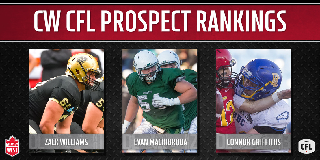 CW CFL Prospect Rankings released ahead of CFL Draft