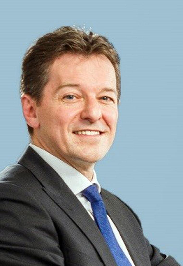 Johan Thijs, CEO KBC Group