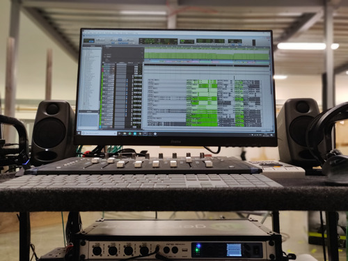 RME's UFX+ Makes Recording Live Musicians During 'Cats' Film Production Seamless