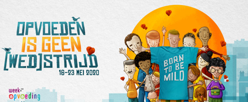 16-23 mei 2020 Week van de Opvoeding