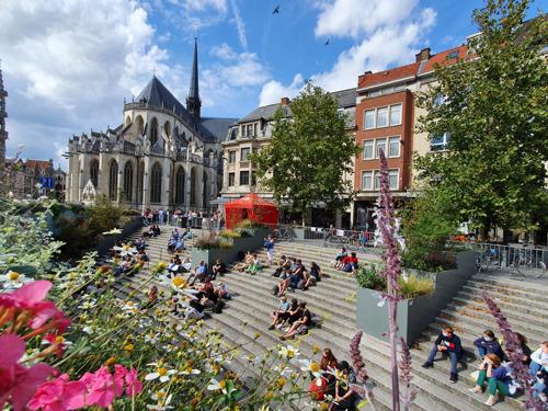 Stad Leuven ondersteunt jongeren, tijdens en na de coronacrisis