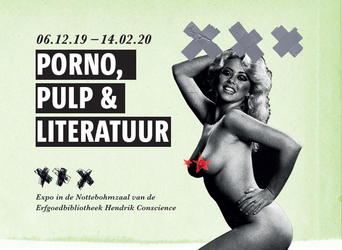 Porno, pulp en literatuur