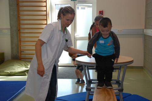 UZ Brussel start met Sport & Diabetes pilootproject voor kinderen met diabetes type 1