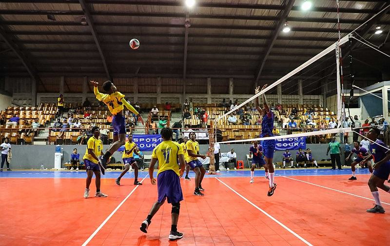 Photo courtesy NORCECA