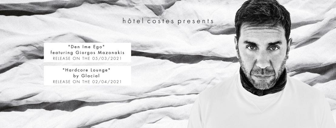 Hôtel Costes Presents... Glacial - Dem Ime Ego feat. Giorgos Mazonakis