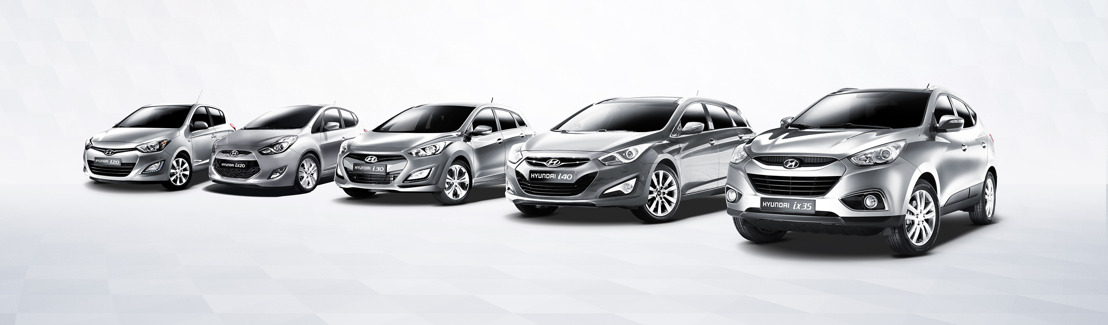 Hyundai Fleet lanceert de Business Editions.