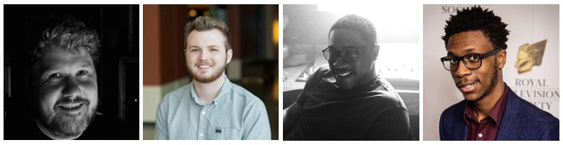Dan Bowater, Paul Mitchell, Raph Williams and Micah Williams (from left to right) will answer your questions on live sound mixing and production for the House of Worship roundtable on 29 July