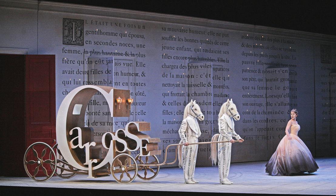 Opera - Cendrillon