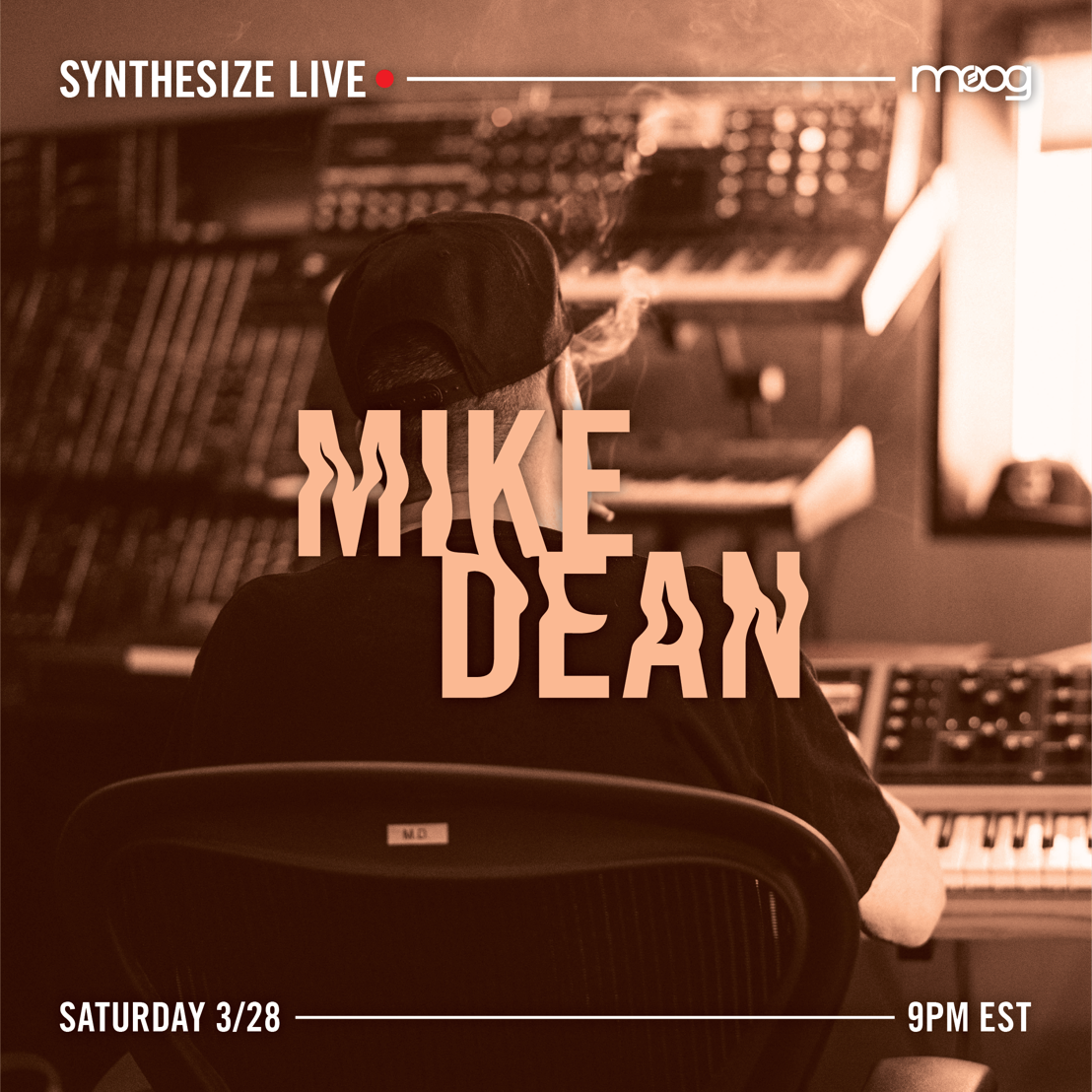 "Musicians Come Together for Moog Music's ""Synthesize Live"""