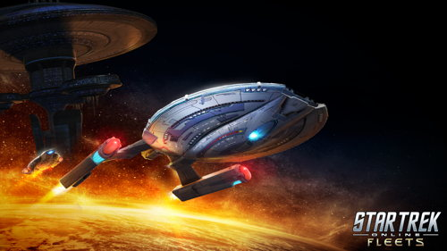 Preview: STAR TREK ONLINE: FLEETS RELEASES ON XBOX ONE, PLAYSTATION®4