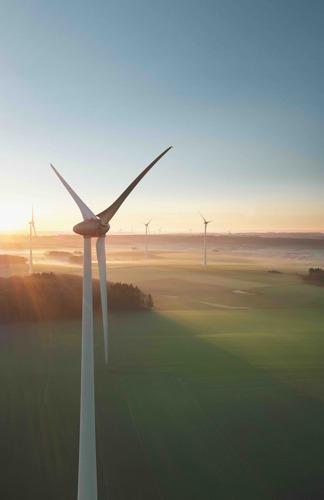 Luminus lanceert zijn 1ste groene financiering voor investeringen in hernieuwbare energie