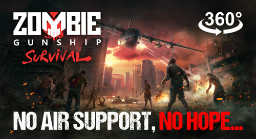 Annihilate the undead from May 25th – global release date for Zombie Gunship Survival confirmed!