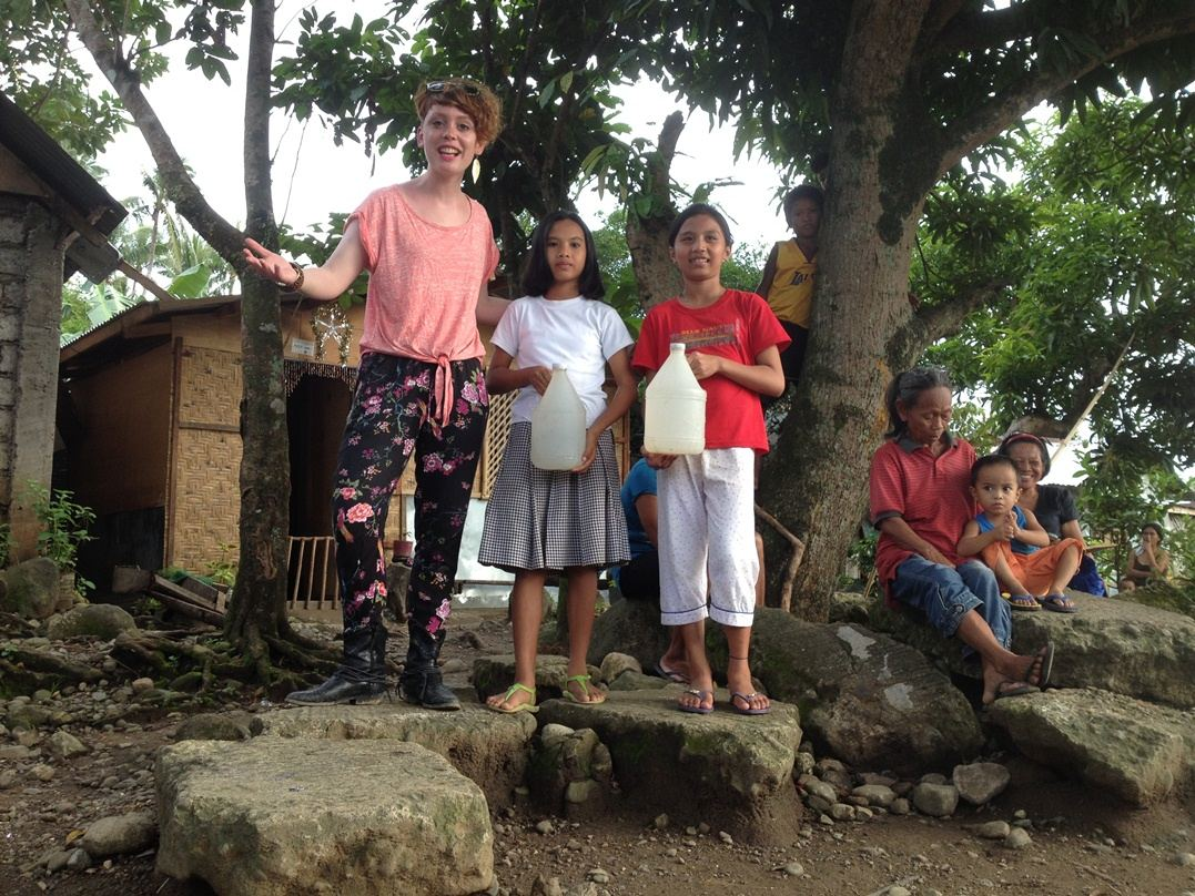 Karrewiet in de Filipijnen - (c) VRT