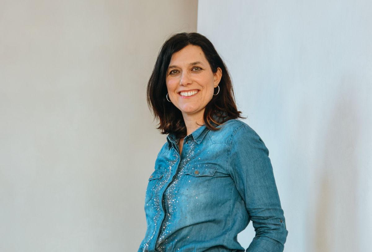 Evelien Coppens, fondatrice de Lilalou biscuits