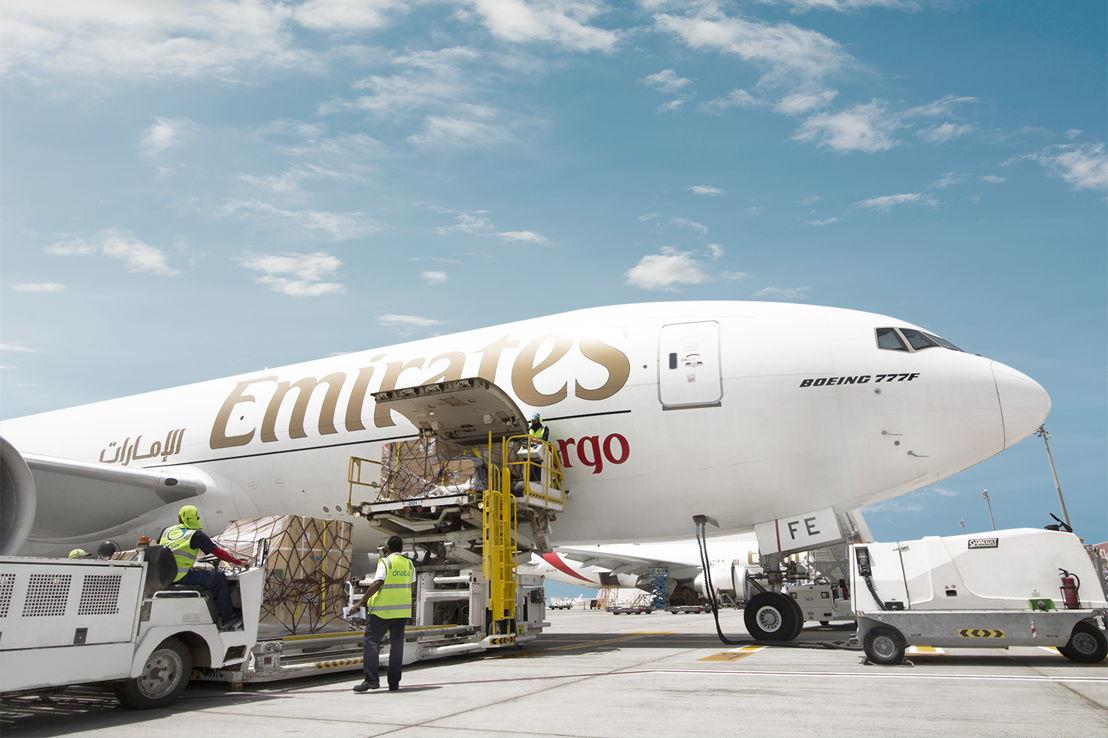الإمارات للشحن الجوي تعزز صادرات فيتنام من المنتجات سريعة العطب