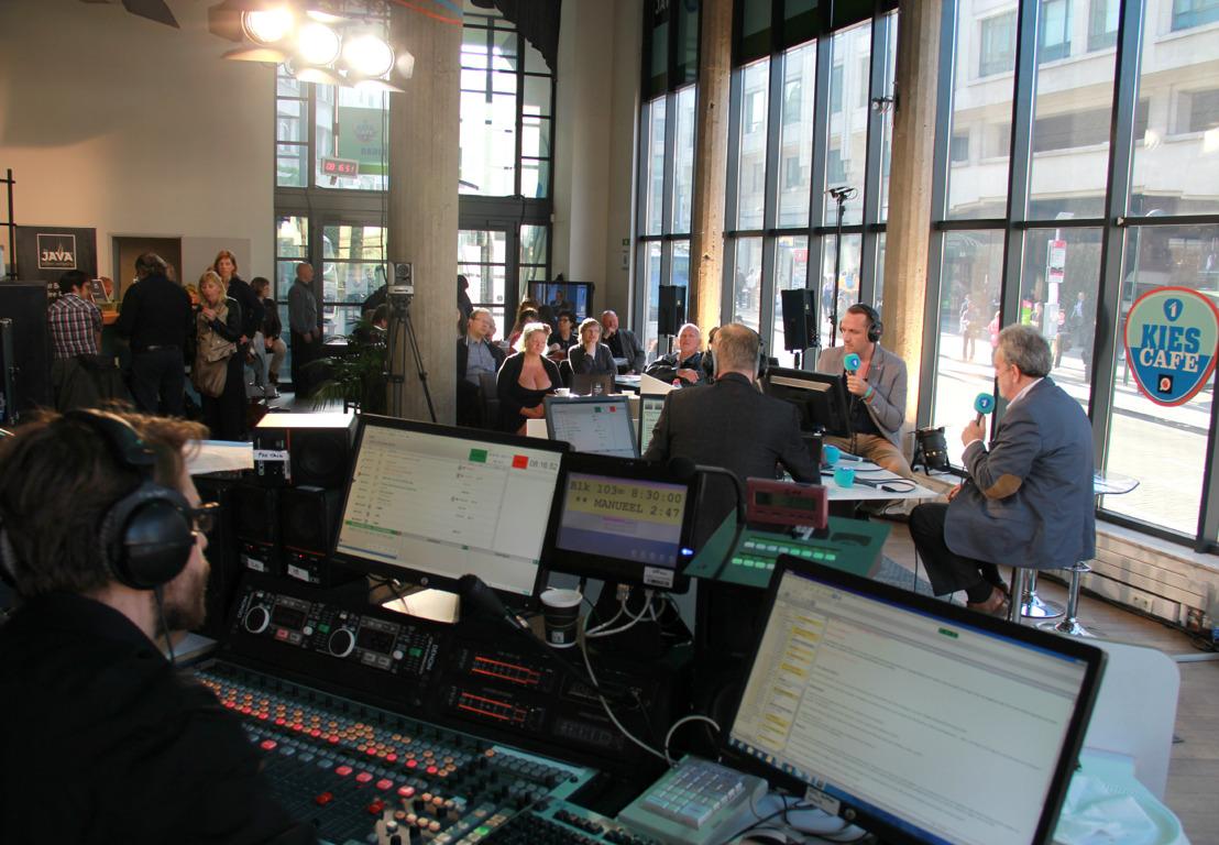 Radiocijfers: luisteraars blijven VRT-aanbod appreciëren