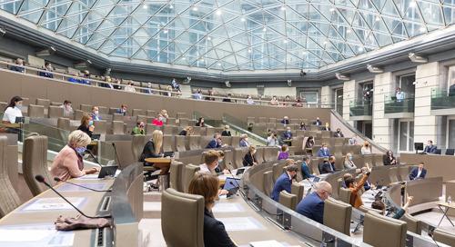 Actuadebat over de stikstofproblematiek in Vlaanderen