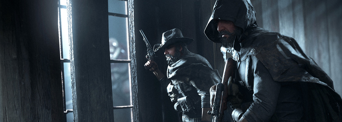 Crytek Announce Alpha testing phases for Hunt: Showdown