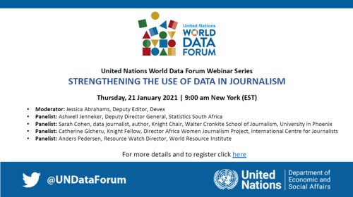 Strengthening the Use of Data in Journalism