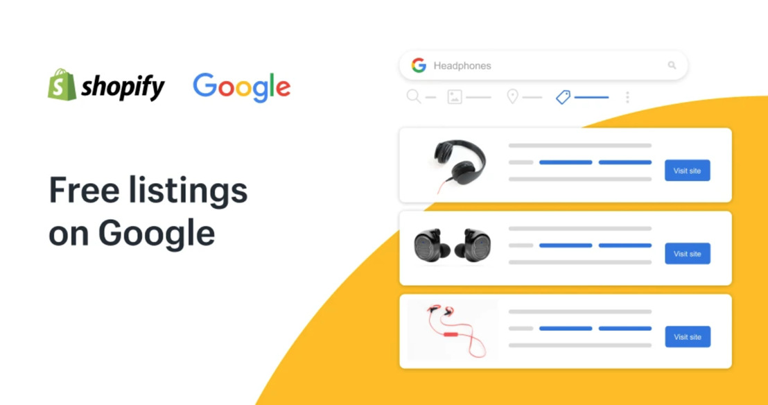 Merchants can now list their products on Google's Shopping tab for free