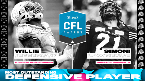 WINNERS ENTER THE SPOTLIGHT AT 2019 SHAW CFL AWARDS