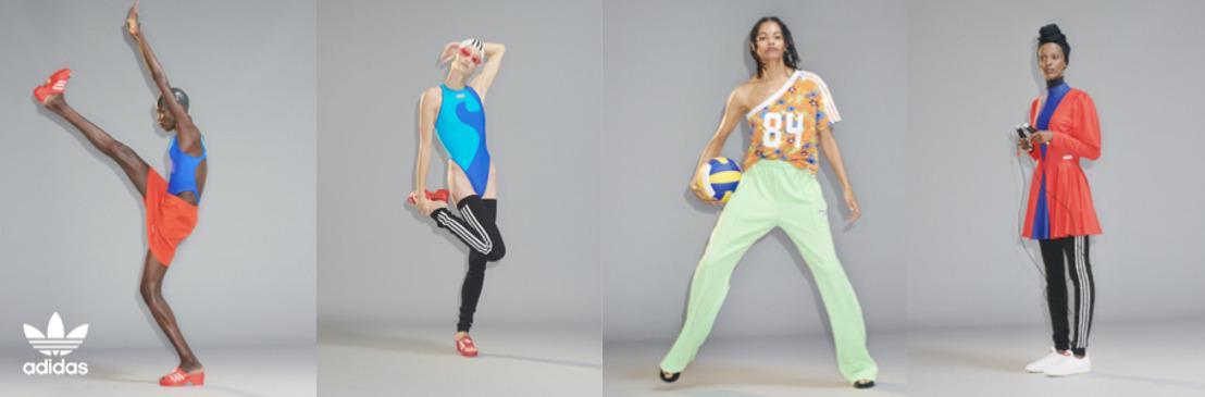 adidas Originals presenta su colaboración con Lotta Volkova