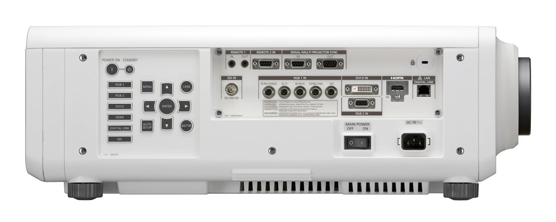 Panasonic Proyector PT-RZ970