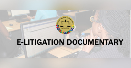 Eastern Caribbean Supreme Court Launches E-Litigation Documentary
