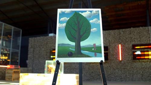 Magritte of Tom & Jerry: wie haalt de beste deal binnen?