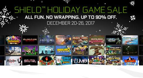 NVIDIA feiert Weihnachten: Der Holiday Game Sale winkt mit Rabatten von bis zu 90 Prozent