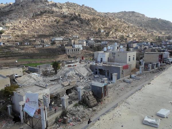 Preview: Yemen: sin responsabilidades ni rendición de cuentas tres años después del bombardeo de un hospital apoyado por MSF