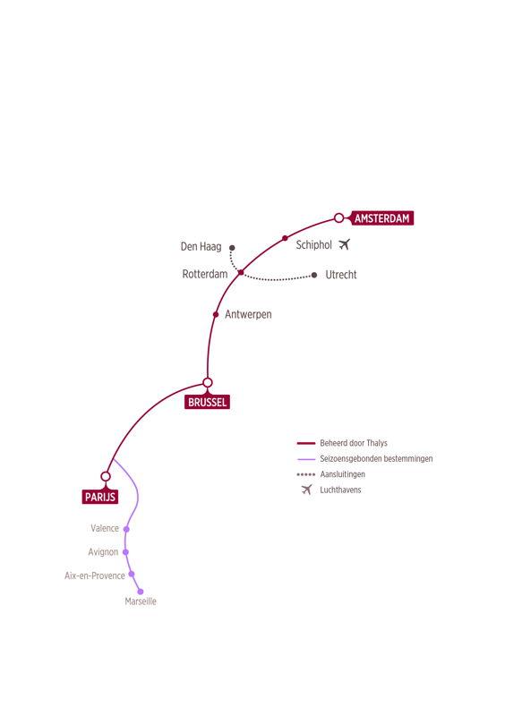 Zon-Thalys Netwerk