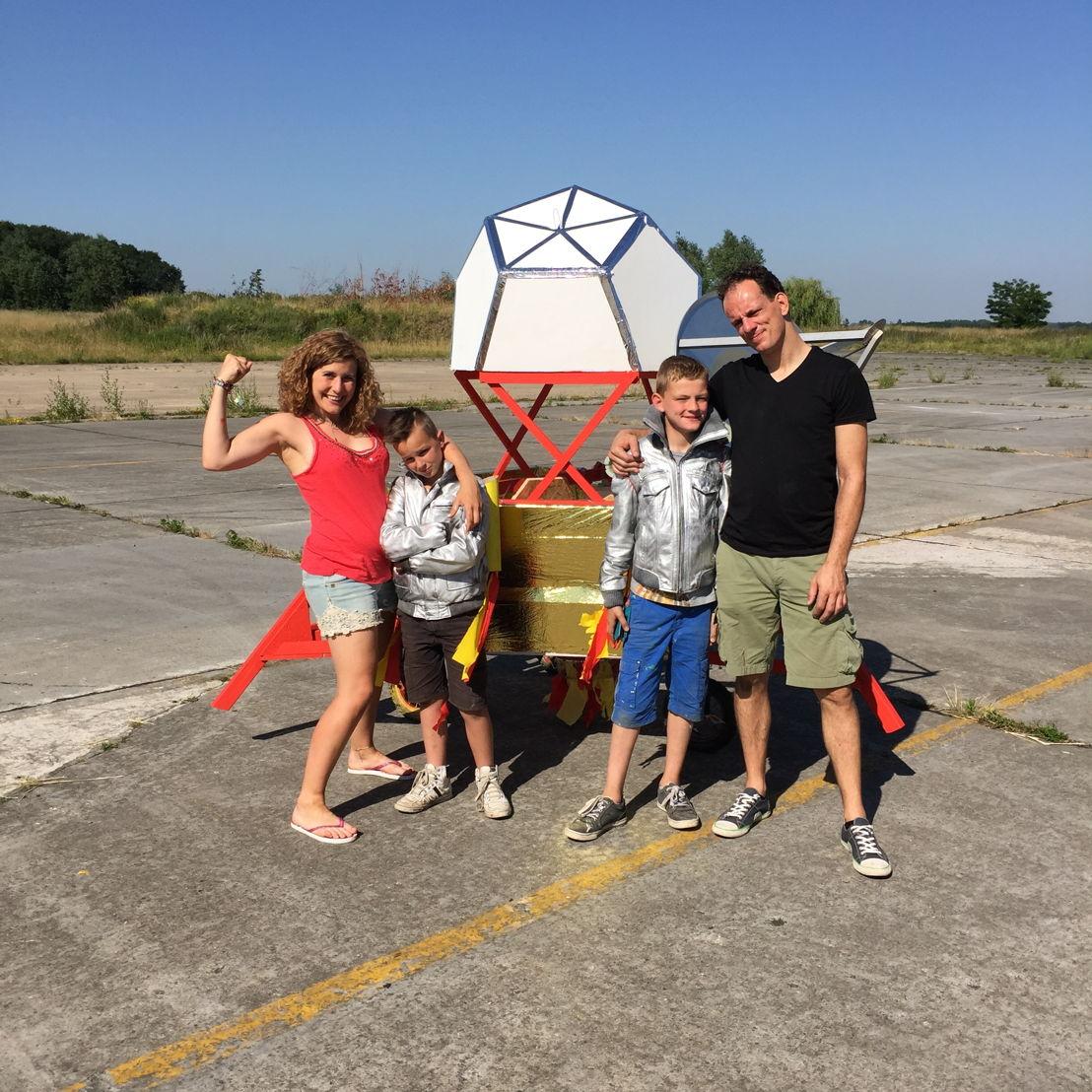 Week 1 - Familie Beenaerts en maandlander