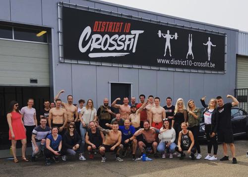 Preview: Meer dan 200 leden voor District 10 CrossFit