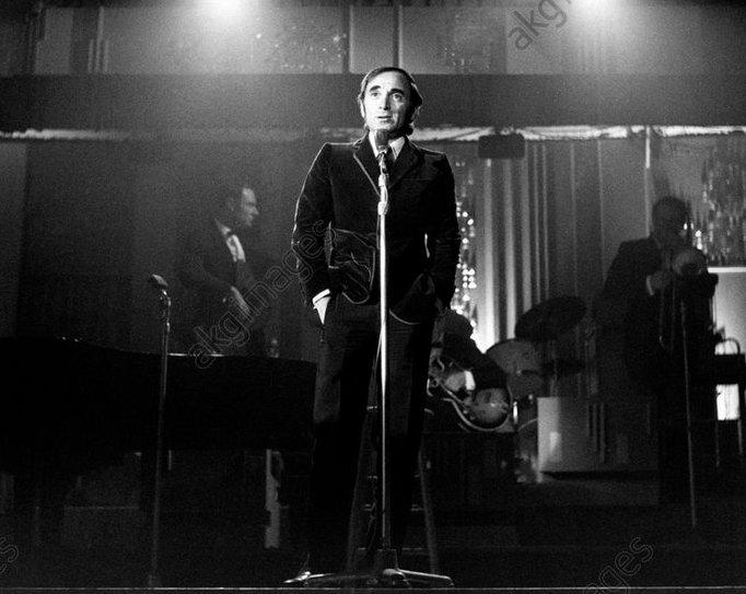 Remembering Charles Aznavour