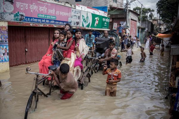 Preview: Eén miljard mensen bedreigd door risico's van klimaatverandering voor de oceaan, pool- en berggebieden, waarschuwt VN-rapport
